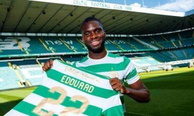 """Edouard """"ils veulent que je grandisse au Celtic"""""""