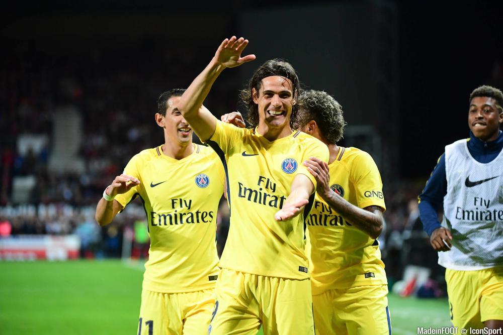 PSGBayern - Le groupe parisien Neymar et Di Maria parmi les 20 joueurs