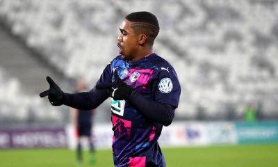 """PSG/Bordeaux - Malcom """"Il faudra leur faire mal, les bousculer, c'est le plus important"""""""