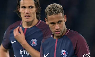 PSG/OL - Un enfant a pu aller demander le survêtement de Neymar et revenir dans sa tribune