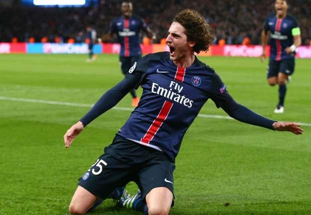 PSG/OL - Le groupe parisien : Adrien Rabiot bien présent, Ben Arfa toujours de côté