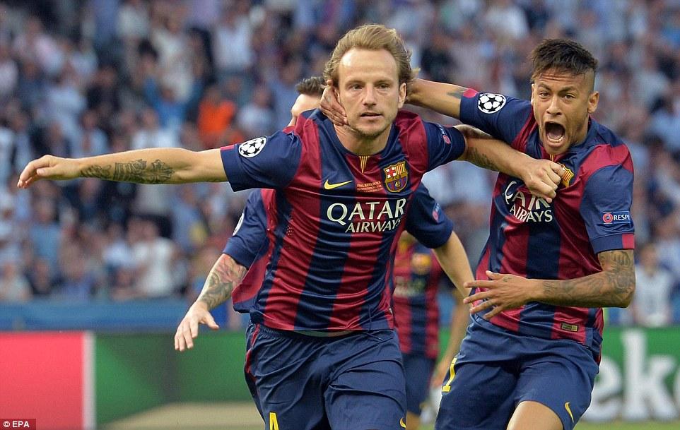 Rakitic Neymar, c'est l'une des meilleures personnes que j'ai rencontrées dans le football