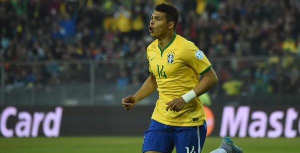 Thiago Silva blessé lors du match nul du Brésil contre la Colombie