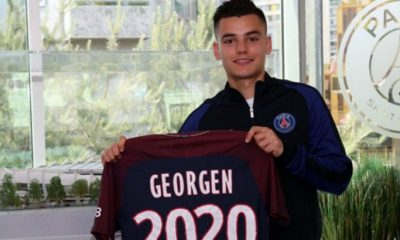 """Youth League - Georgen """"On est content d'avoir gagné face à une excellente équipe"""""""
