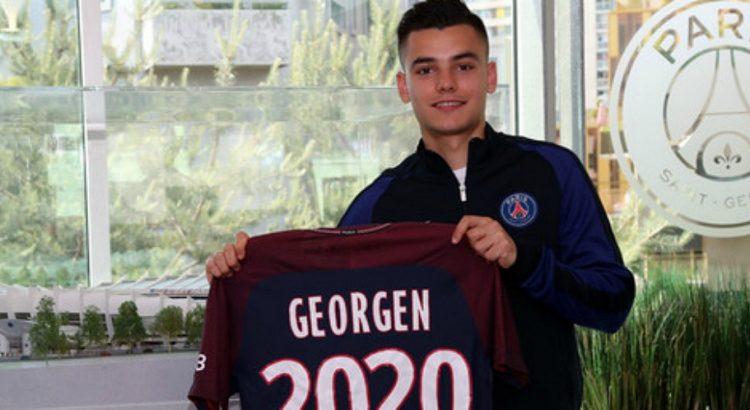 Youth League - Georgen On est content d'avoir gagné face à une excellente équipe
