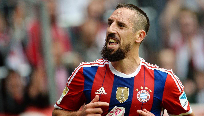 """PSG/Bayern Munich: Ribéry """"nous ferons tout pour marquer beaucoup de buts"""""""