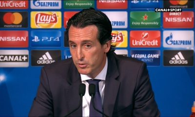 """PSG/Bayern: Emery """"Si le match demande de jouer les contres, nous avons les joueurs pour le faire"""""""