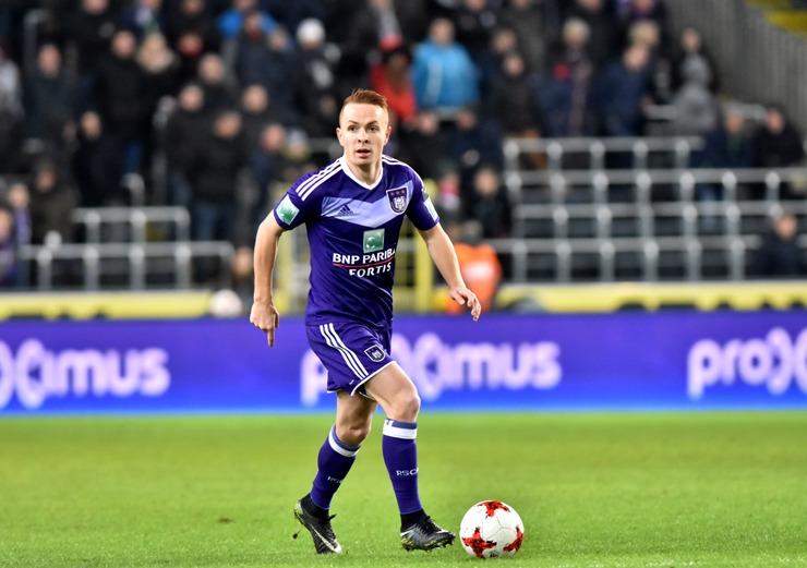 AnderlechtPSG - Adrien Trebel On fait du football pour ce genre de match