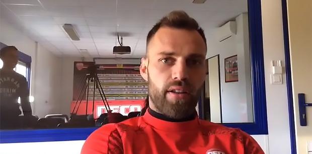 "Dijon/PSG: Reynet ""Ma motivation va être décuplée"""