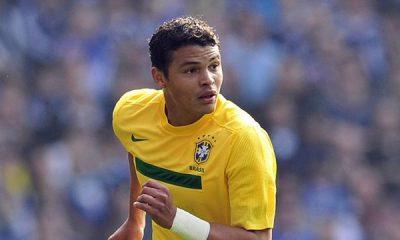 Bolivie/Brésil -Thiago Silva, Dani Alves et Neymar titulaires