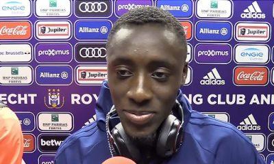 """PSG/Anderlecht - Appiah """"Je suis content de revenir en France"""""""