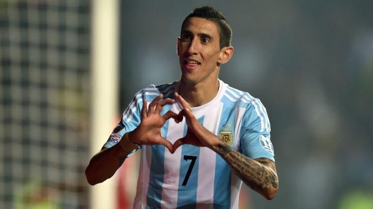 Di Maria convoqué avec l'Argentine pour la trêve internationale de novembre, Lo Celso en réserve