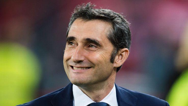 Ernesto Valverde Si on a voulu Mbappé Je suppose que non puisqu'il n'est pas ici