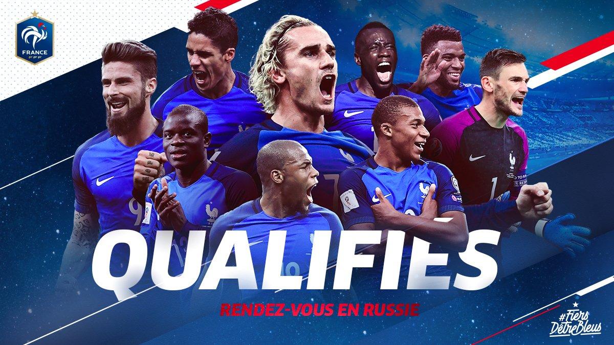 France bi lorussie 2 1 les notes de la victoire brouillonne des bleus - Classement de coupe de france ...