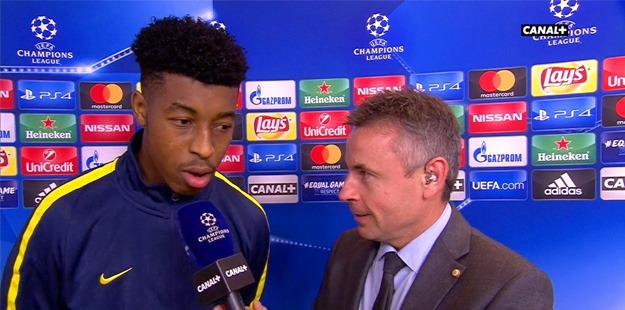 """Kimpembe : """" Tous les matchs sont importants , peu importe la compétition"""""""