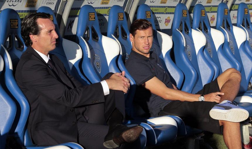 Krychowiak explique qu'Emery l'a déçu et qu'il ne sait pas s'il reviendra au PSG