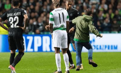 LDC - Le Celtic aussi sanctionné pour le supporter qui a tenté de frapper Mbappé