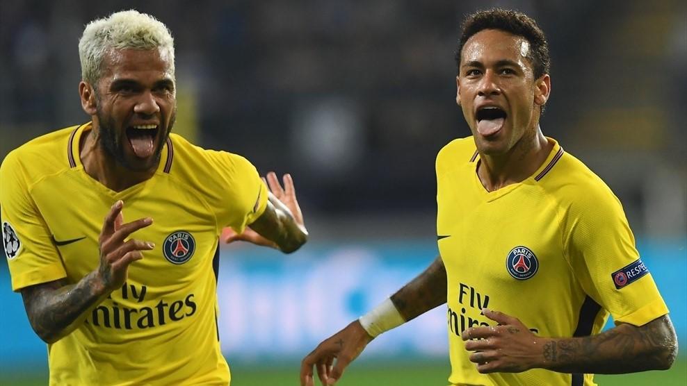 LDC - Neymar nommé pour le titre de meilleur joueur de la 3e journée