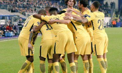 Les images du PSG ce mercredi : victoire à Anderlecht !