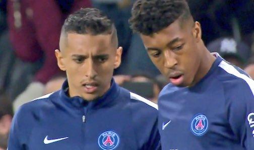 Marquinhos est impressionné par Kimpembe et le voir titulaire en Equipe de France un jour