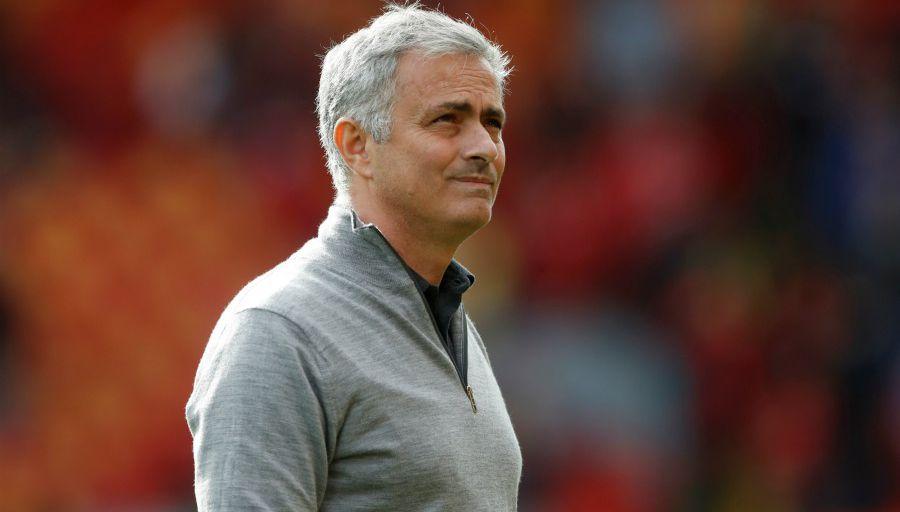 Mourinho Il ne se passe rien, je ne pars pas pour le PSG