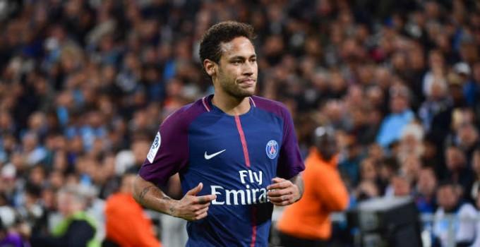 Neymar Je dois m'adapter au pays, au club. J'espère qu'on fera une grosse saison