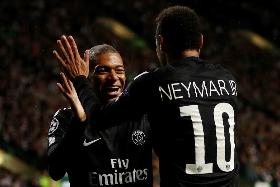 """Neymar """"Mbappé ? J'espère pouvoir faire pour lui ce que Lionel Messi a fait pour moi à Barcelone"""""""