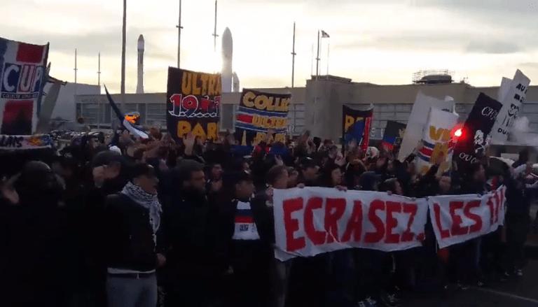 OMPSG - Le Collectif Ultras Paris appelle au rassemblement au Bourget pour le départ des joueurs