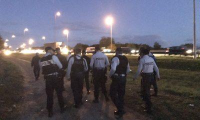 Poissy : Un camp de Roms évacué du futur centre d'entraînement du PSG