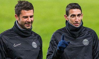 """Thiago Motta """"Di Maria ? C'est difficile d'être titulaire...il va nous donner beaucoup de choses positives"""""""