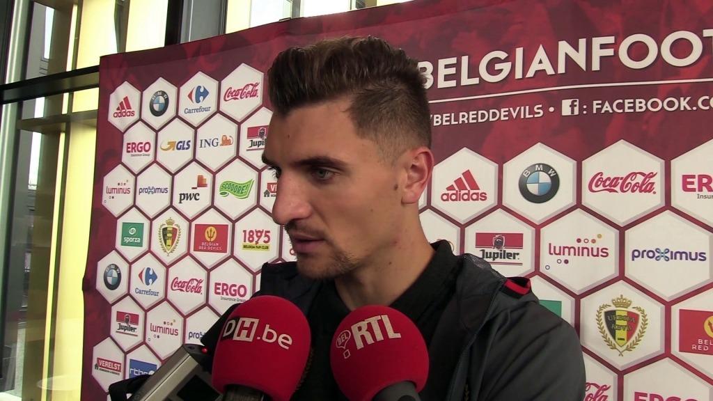 """Anderlecht - PSG: Meunier """"Un nouveau coach peut créer quelque chose"""""""