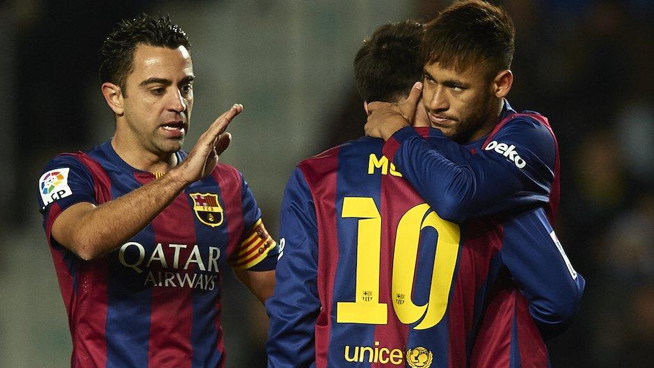 Xavi affirme que Neymar avait annoncé le 30 juin qu'il voulait quitter le Barça