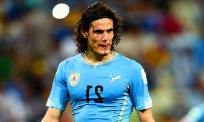 Cavani et l'Uruguay concèdent le nul face au Venezuela (0-0)