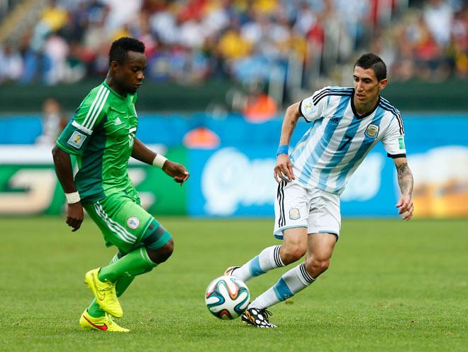 ArgentineNigéria - Lo Celso et Di Maria titulaires lors de la défaite argentine