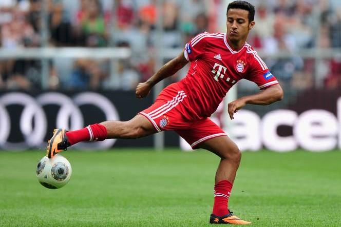 Bayern/PSG - Thiago Alcantara déjà très probablement forfait