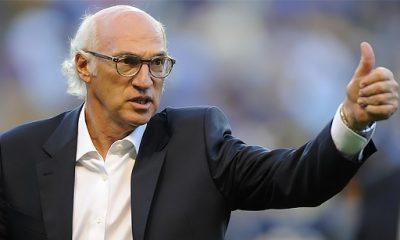 "Bianchi ""Cavani est un très grand attaquant"""