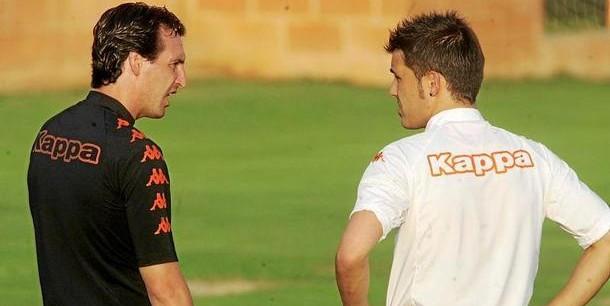 David Villa Le PSG a une super équipe...Emery est un grand entraîneur et un grand homme