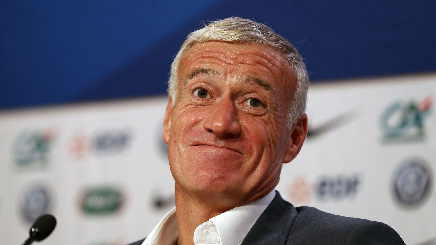 """Deschamps """"Mbappé avait déjà corrigé certaines choses avant de venir"""""""