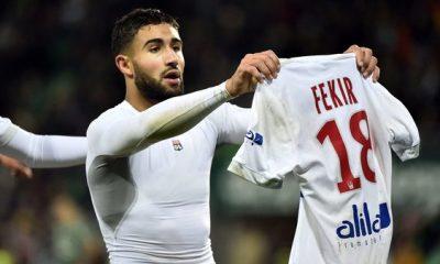"""Fekir """"Aller au PSG ? Quand on est Lyonnais, le seul club français attirant rester Lyon"""""""