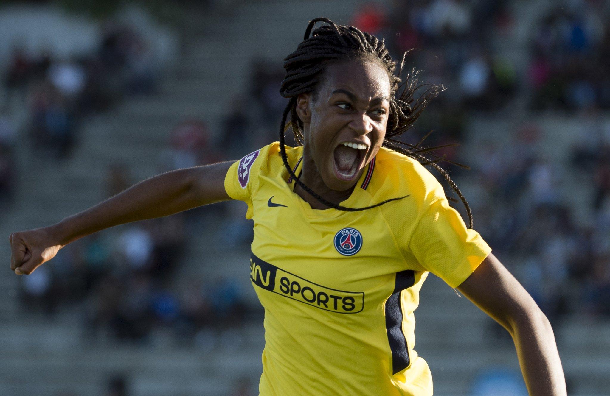 Féminines - Le PSG remporte largement le Classico après avoir été mené de 2 buts