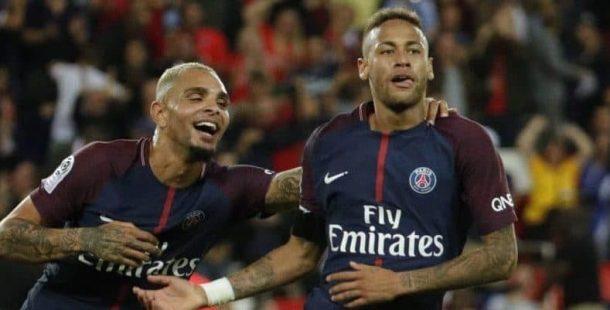 LDC - Kurzawa et Neymar dans l'équipe-type de la 4e journée