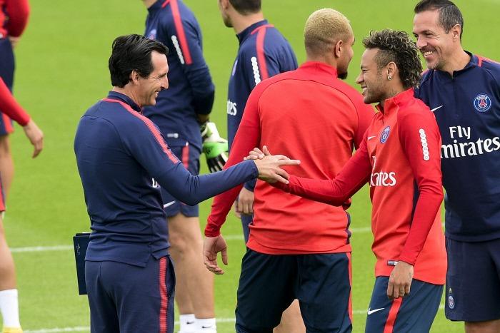 La Cope critique le traitement du PSG dans L'Equipe et assure que tout va bien entre Neymar et Emery