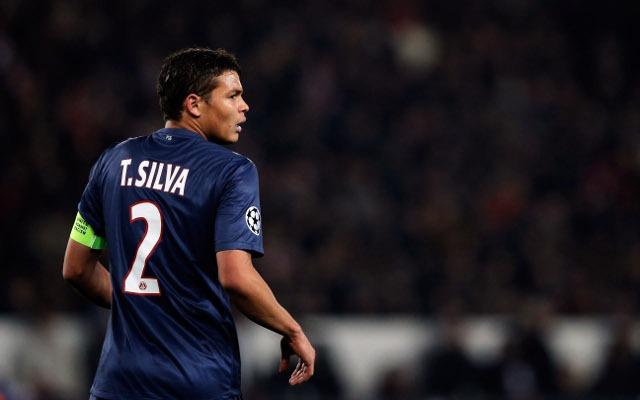 Le kinésithérapeute de Thiago Silva va quitter le PSG en décembre, selon L'Equipe
