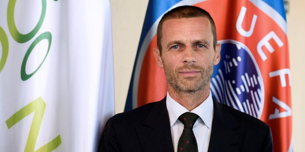 Le président de l'UEFA annonce Le PSG pourra agir librement lors du mercato hivernal