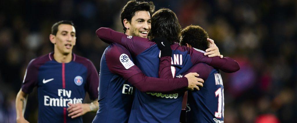 Ligue 1 - 3 joueurs du PSG et Emery dans le onze-type de la 13e journée de l'Equipe