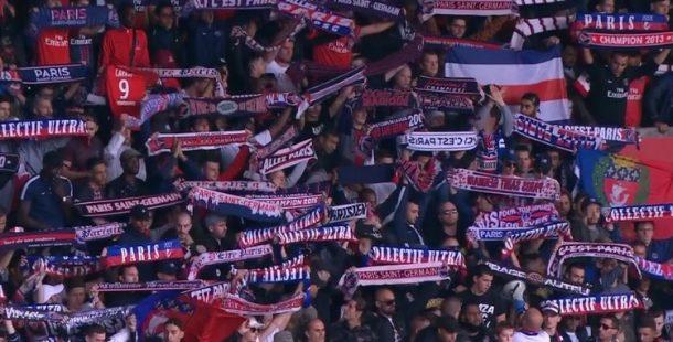 Ligue 1 - Le PSG risque 2 matchs avec fermeture de la tribune Auteuil