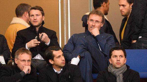 """Ligue 1 - Olivier Létang """"J'infirme avoir contacté Laurent Blanc"""""""