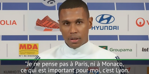 """Marcelo """"Je ne pense pas à Paris, ni à Monaco"""""""
