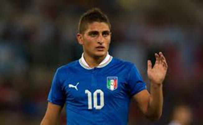 Marco Verratti convoqué en Italie pour le barrage de la Coupe du Monde 2018 contre la Suède