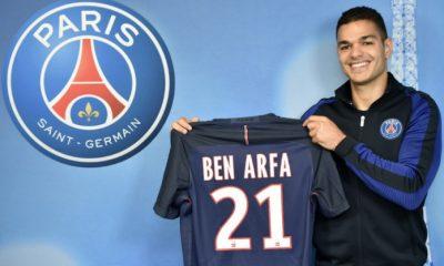 Mercato - Le PSG ouvert à un prêt de Ben Arfa à Leicester City cet hiver, selon le Daily Mail